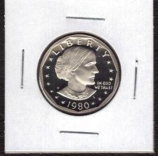 1980-S CAMEO PROOF SUSAN B ANTHONY DOLLAR