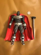 "DC Direct Return of Superman series John Henry Steel 7"" inch action figure Loose"