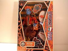 Monster High Holt Hyde First Wave. Boy doll. ( Very Rare ) NIB