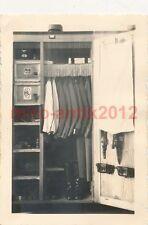 Foto, Wehrmacht, II. Abt. Art. Rgt. 21, Elbing, der perfekte Spind
