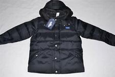 AUTHENTIC PENFIELD KIDS BOWERBRIDGE DOWN JACKET BLACK 5-6 BRAND NEW