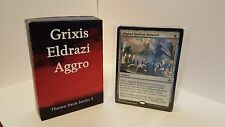MTG Standard  & Theme Decks - Grixis Eldrazi Aggro Magic the Gathering