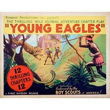 Young Eagles -  Classic Cliffhanger Serial DVD  Bobby Cox  Jim Vance
