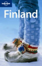 Lonely Planet Finland-ExLibrary