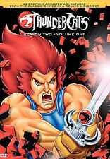 Thundercats: Season 2, Vol. 1 [6 Discs] DVD BRAND NEW, SEALED. FREE SHIPPING