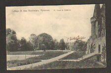 FLORENNES (BELGIQUE) COURS de RECREATION du COLLEGE ST-JEAN BERCHMANS en 1914