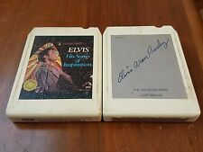 Elvis Presley 8-Tracks - Songs of Inspiration & 25th Anniversary