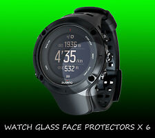 Suunto Ambit 3 S watch face protectors x 6 protect your watch face