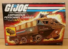 Gi Joe 1983 Apc Armored Personnel Carrier with Box and instructions