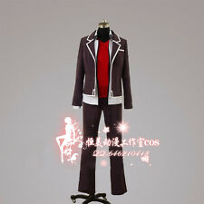 Free shipping Issei Hyodo High School DxD Cosplay Costume