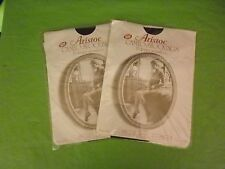 2 x Vintage Aristoc cameo Seamfree Stockings Size small in persian delight.