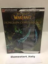 WORLD OF WARCRAFT DUNGEON COMPANION - GUIDA BOOK - NUOVO