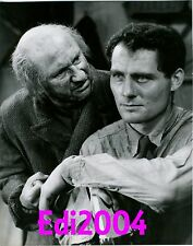 ROBERT SHAW & DONALD PLEASENCE Vintage Original CARETAKER Photo by SAM SIEGEL