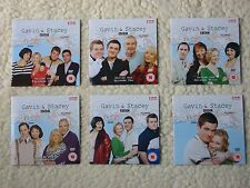 BBC GAVIN AND STACEY SERIES ONE ON 6 DVDS