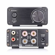 2017 SMSL SA-36A Pro Mini Integrated Digital Power Stereo Audio Amplifier
