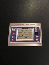 Manhole-e Nintendo Gameboy e-Reader Game & Watch Collection Card- Not For Resale