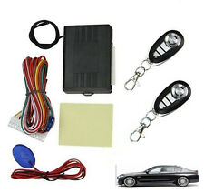 Car Central Door Locking Rotate Keyless Entry kit System Remote Control Doo