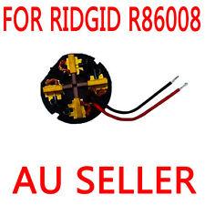 Carbon Brushes For RIDGID R840011 R86008 R9602 R9200 18V Drill  AU