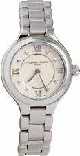 Frederique Constant Women's FC200WHD1ER36B Delight Swiss Quartz Silver Watch