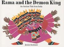 Rama and the Demon King: An Ancient Tale from India (Gujarati-English Bilingual