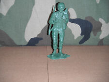"""6"""" American Marx Toy Soldier With Rifle & Walkie Talkie"""