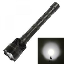 TrustFire 4000LM 3x CREE XM-L T6 LED Extended Tactical Lamp Flashlight Torch