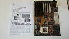 Acer AP5CS Intel Socket 7 motherboard, 4 SIMM, 4 ISA, 4 PCI, AT