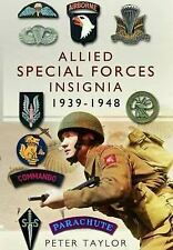 Allied Special Forces Insignia, Taylor, Peter