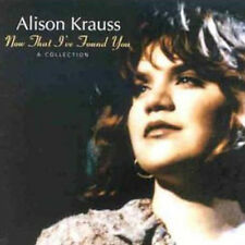 Alison Krauss : Now That Ive Found You: A Collection CD (2000)