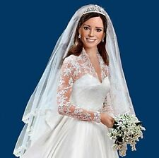 Princess Catherine Royal Elegance Bride Doll. Retired 2011. NRFB, Hence Pics