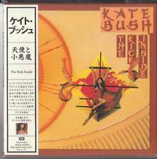 Kate Bush 5 TITLES 1ST PRESS TOSHIBA-EMI JAPAN MINI LP CD SET (WHITE OBI SERIES)