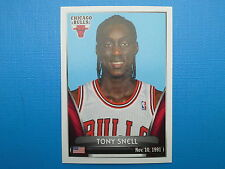 2014-15 Panini NBA Sticker Collection N. 75 Tony Snell Chicago Bulls