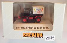 Brekina 1/87 39011 Mercedes Benz Unimog 411 Ein erfolgreiches Jahr 2004 OVP#1971