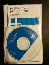 HP documentazione/software per HP Blade System p-Class Solution  235040-025