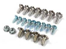 PLASTIC FENDER GAS TANK BOLT SCREW SET FOR HONDA XR50 CRF50 SSR 125 H BO12