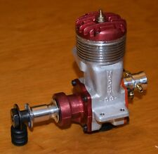 NEW 1958 McCoy 60 Red Head model airplane engine Rear Rotary Race vintage 10cc