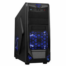 Ultra Fast Gaming PC with Nvidia GT710 Gaming Card 1TB hd - Intel Core i5