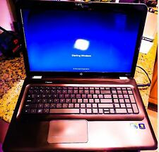 "HP Pavilion DV7-4061nr Entertainment Notebook 17""HD Display Dark Burgundy"