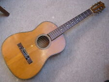 "Most beautiful vintage German guitar with birdseye maple ""Höfner Meisterklasse"""