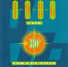 THE 80'S COLLECTION : 1986 / 2 CD-SET (TIME-LIFE-MUSIC TL 544/05) - TOP-ZUSTAND