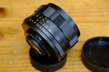 Auto Rikenon 50mm f1.7 Lens in M42 Screw Mount - Excellent Condition