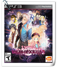 PS3 PlayStation TALES OF XILLIA 2 (ENGLISH) RPG Namco Bandai Games
