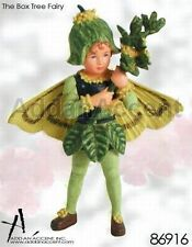 Cicely Mary Barker - BOX TREE Fairy - Flower Fairies Collectible Figurines -NEW