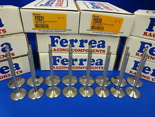 Ferrea Stainless Valves Chevy 396 402 427 454 Intake & Exhaust Set 2.250 1.880