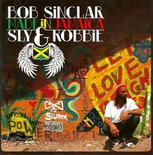 Made in Jamaica * by Sahara/Sly & Robbie/Bob Sinclar (CD, 2010, D:vision...