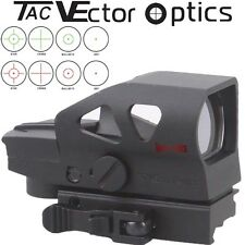 VectorOptics Ratchet Gen2 1x23x34 Tactical Red / Green Dot Reflex Sight QD Mount