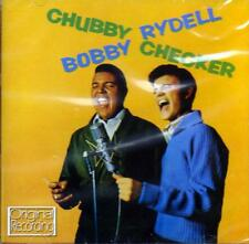 CHUBBY CHECKER & BOBBY RYDELL (NEW SEALED CD) ORIGINAL RECORDING