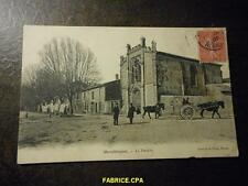 CPA MARSILLARGUES LE TEMPLE HERAULT 34 N611
