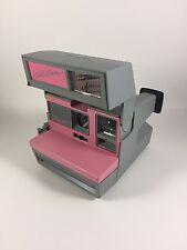 Polaroid COOL CAM Pink 600 Film Instant Camera!