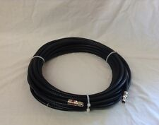 951150-WILSON ELECTRONICS 50 FEET RG11 LOW-LOSS BLACK COAX WITH F CONNECTORS